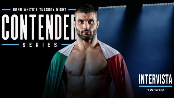 Leonardo Damiani UFC Dana White Contender Series