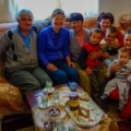 Host family in Albania
