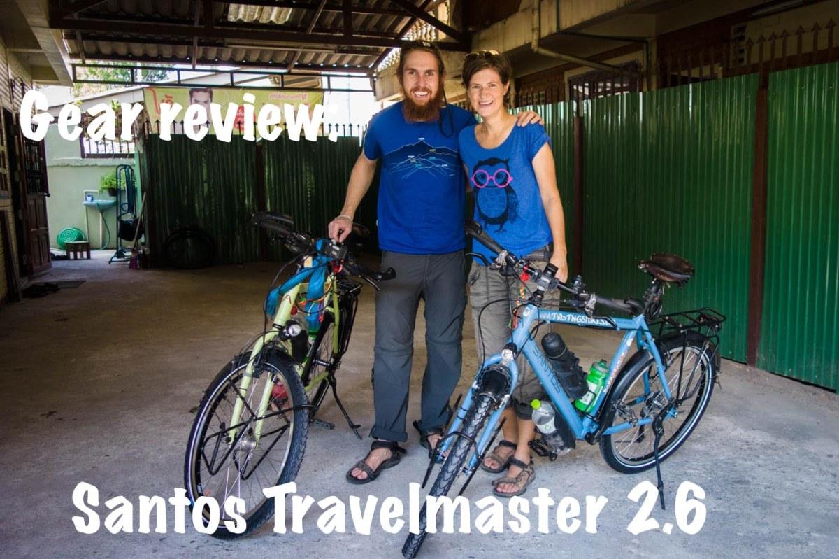 Santos Travelmaster 2.6