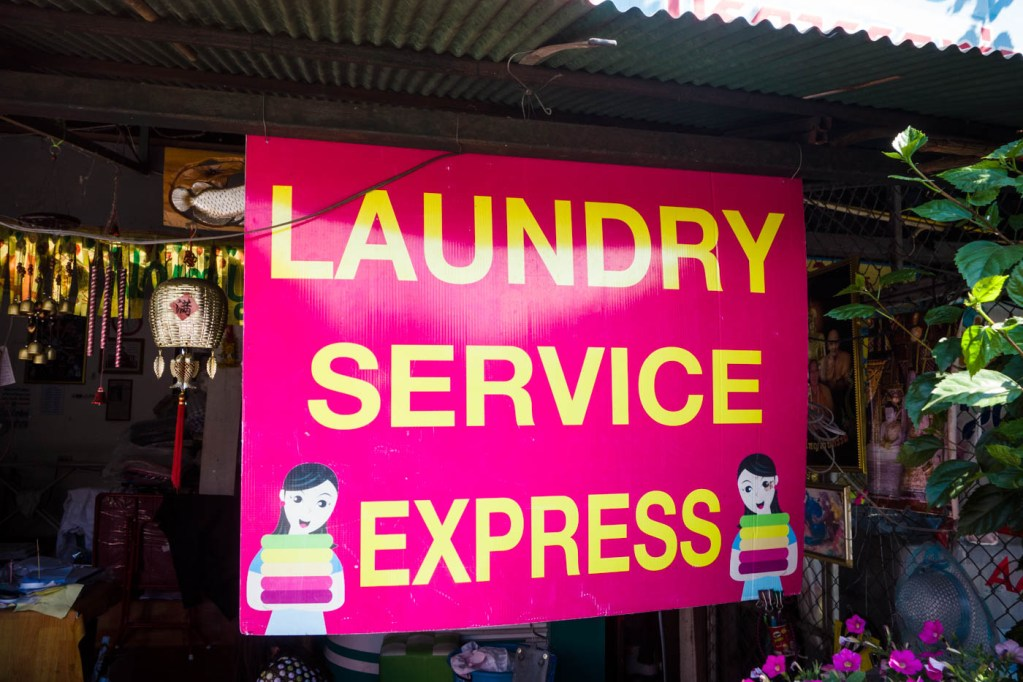 Laundry Express Service