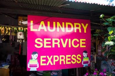 Laundry Express Service
