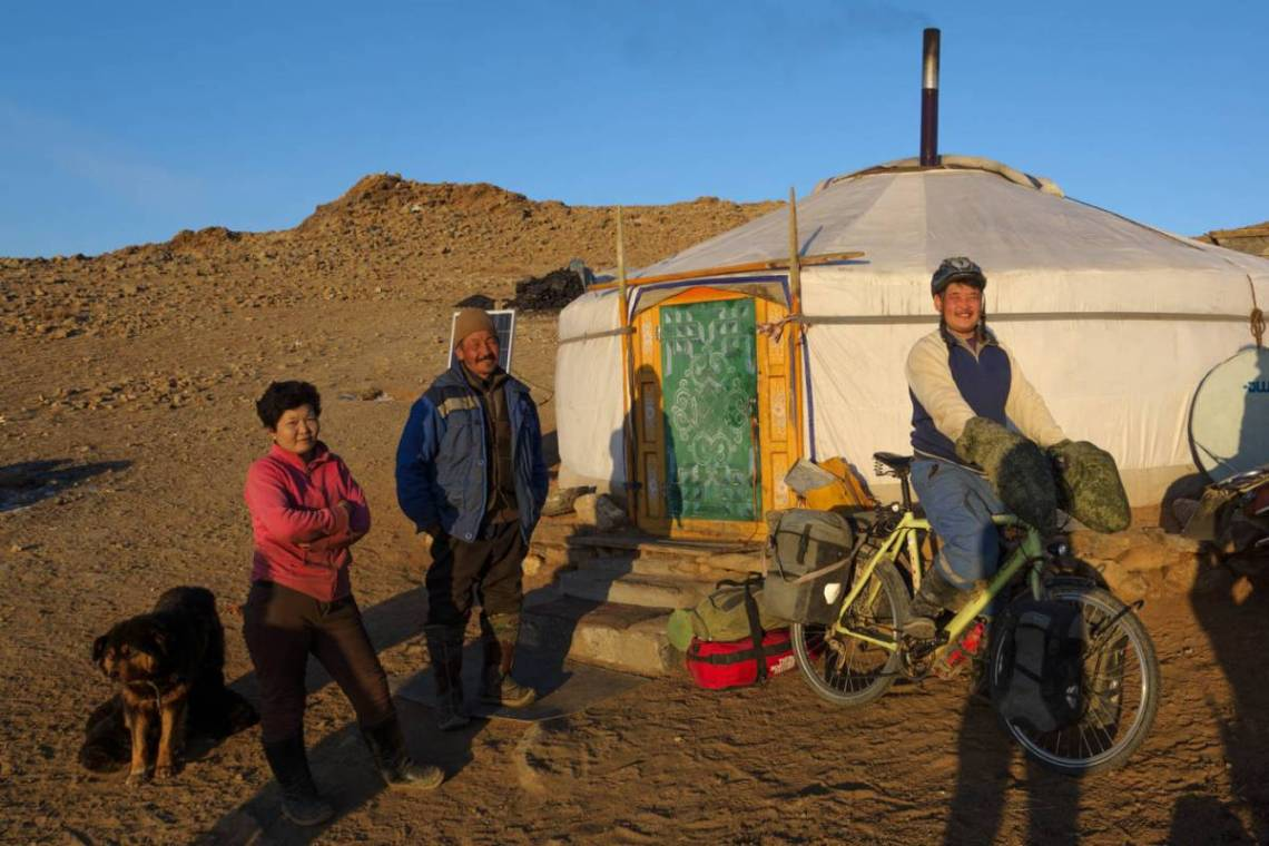 Following the south route to Ulaanbaatar, it changed me!