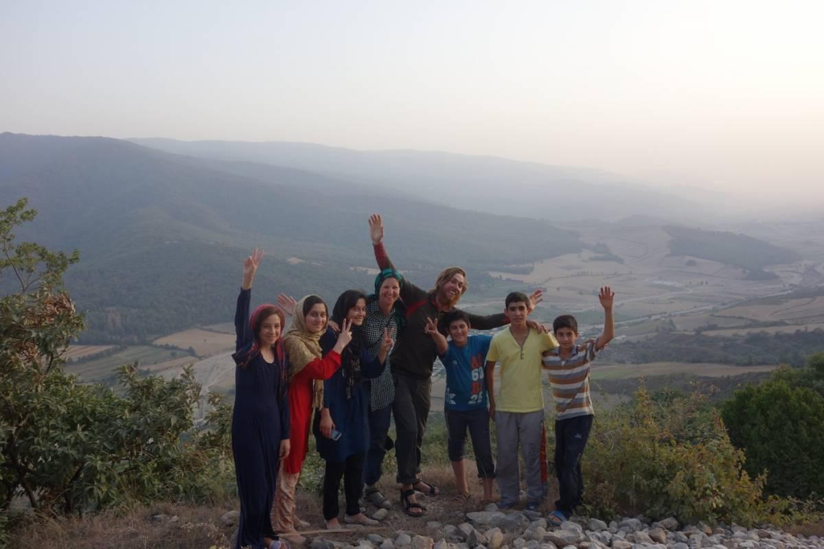 North-east Iran