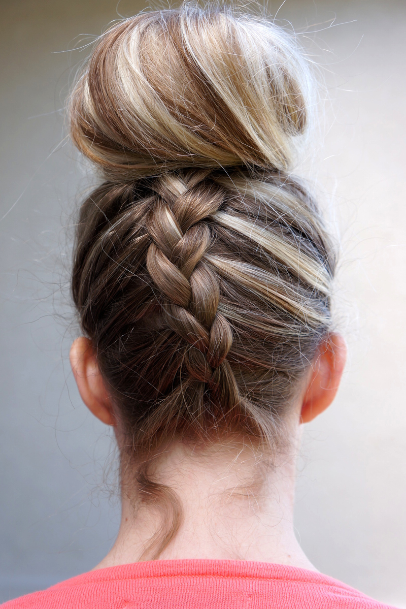 9 Wet Hairstyles Twist Me Pretty
