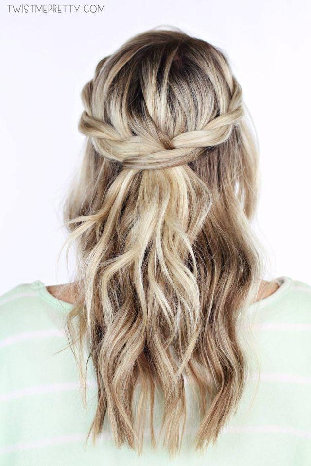10 fun and fab diy hairstyles for long hair | makeup tutorials