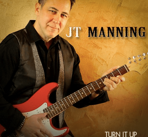 JT Manning turn it up