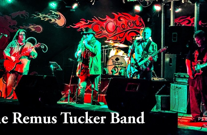 Remus Tucker Band interview