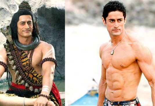 TV actor Mohit raina