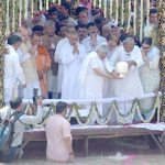 Ashes of Atal Bihari Vajpayee immersed in Ganga at Haridwar