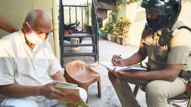 Doon Police Alert for Protection of Elderly