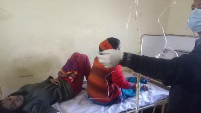 40 people sick in Uttarkashi