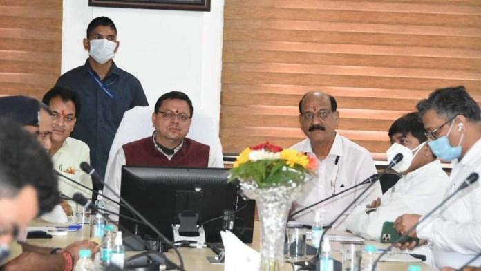 CM reviews Rishikesh-Karnprayag rail project
