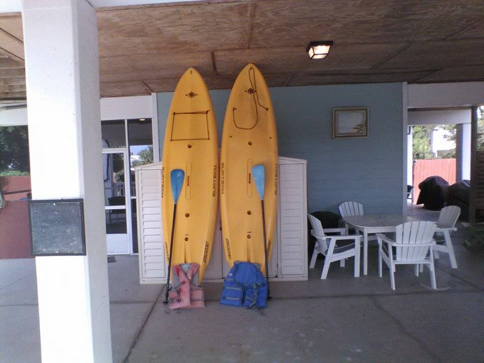 Two Stand Up/Paddle Boards