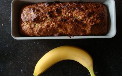 Sweet Saturday – Banana Bread