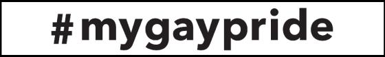 #mygaypride banner
