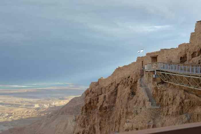 Ancient Ruins of Masada