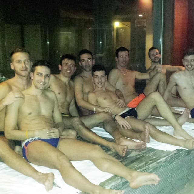Snow Pride Barcelona Spa Party