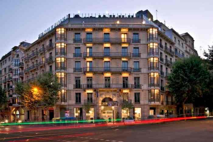 Gay Hotel Axel Barcelona