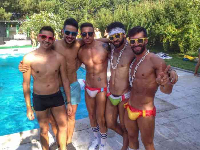 Hot Season 2015 Pool Party