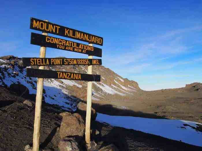 Gay Hikes Out Adventures Mount Kilimanjaro