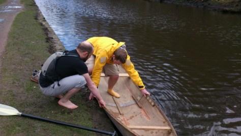 6 Foot Canoe 3