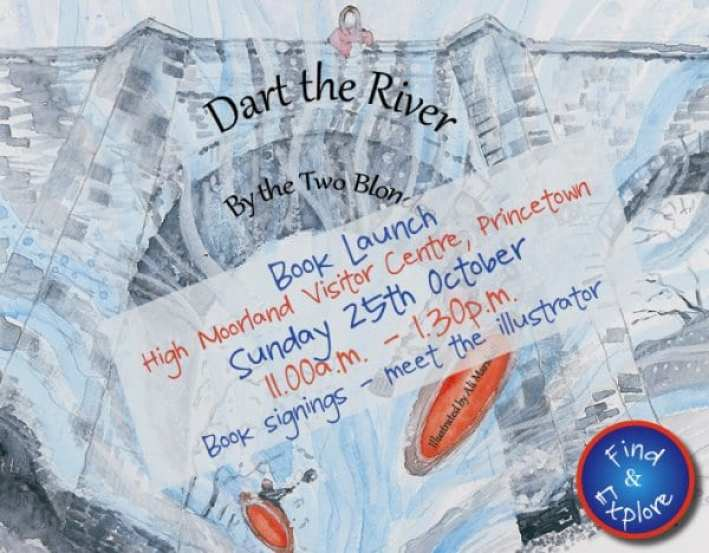 Dart the River book launch