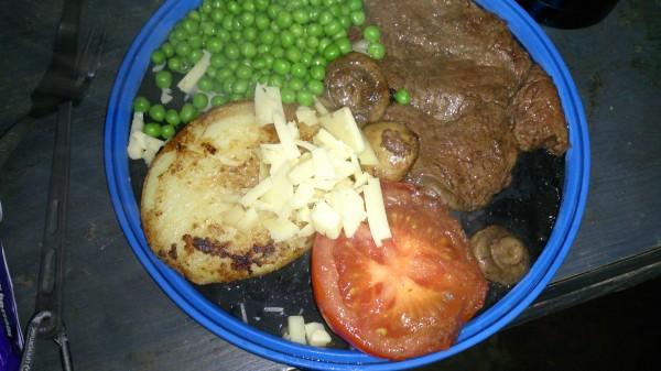 Steak Lluest