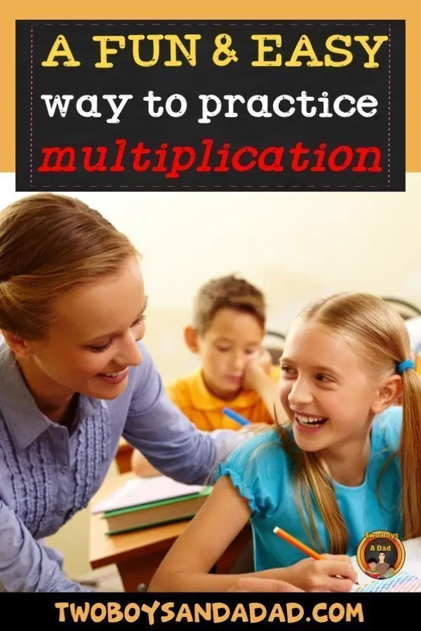 Multiplication Made Fund and Easy
