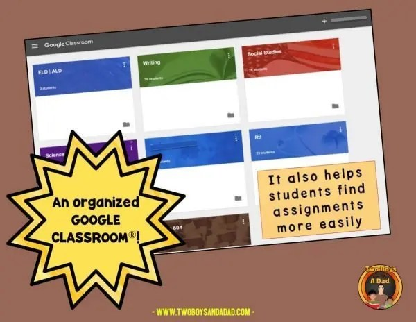 get rocking with a google slides how to project two boys and a dad