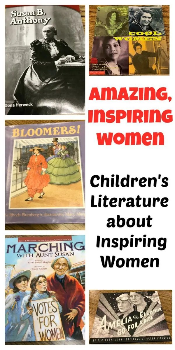 There are many inspiring women in history. Check out these inspiring women in American history. Some fought for women's rights and civil rights. These are some important women that can be called heroes. #twoboysandadad #socialstudies #childrensliterature #literature #women