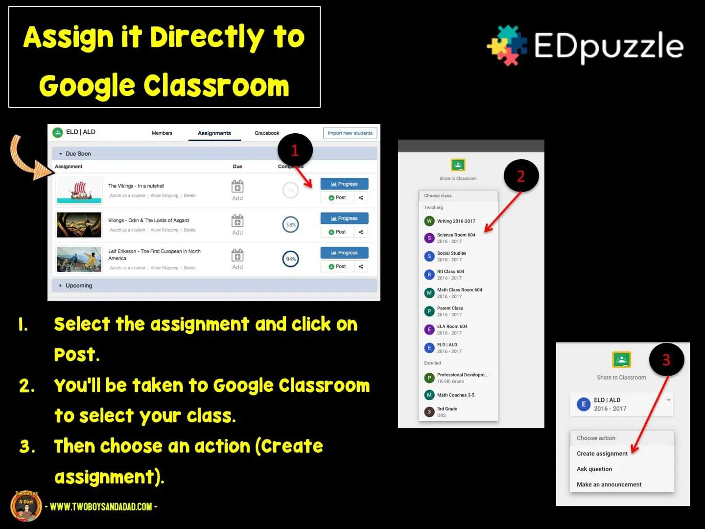 using videos in the classroom to teach