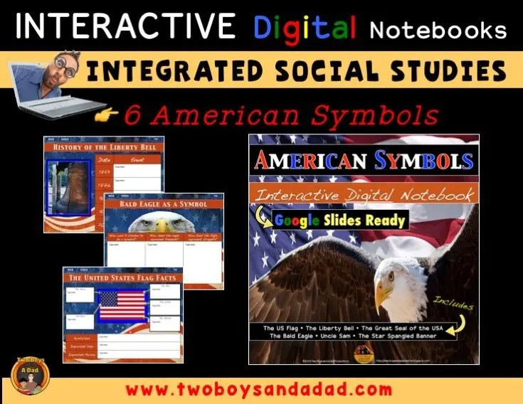 Integrate social studies with digital notebooks