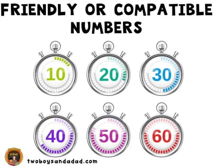 Friendly and compatible numbers