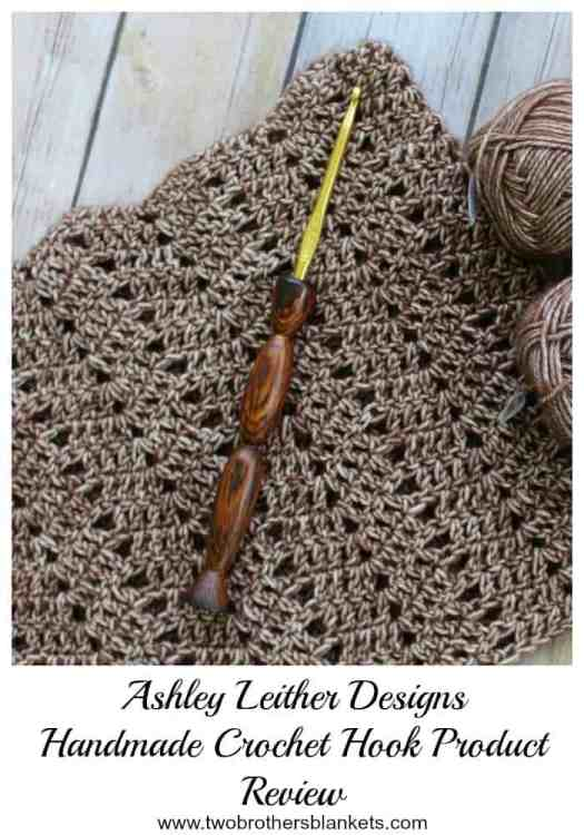 Ashley Leither Designs Crochet Hooks