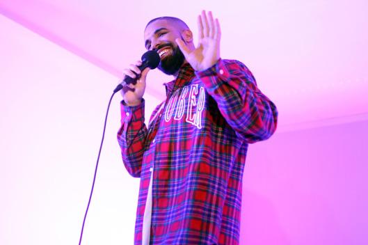 Breaking 'Views:' Drake's (new) biggest fan