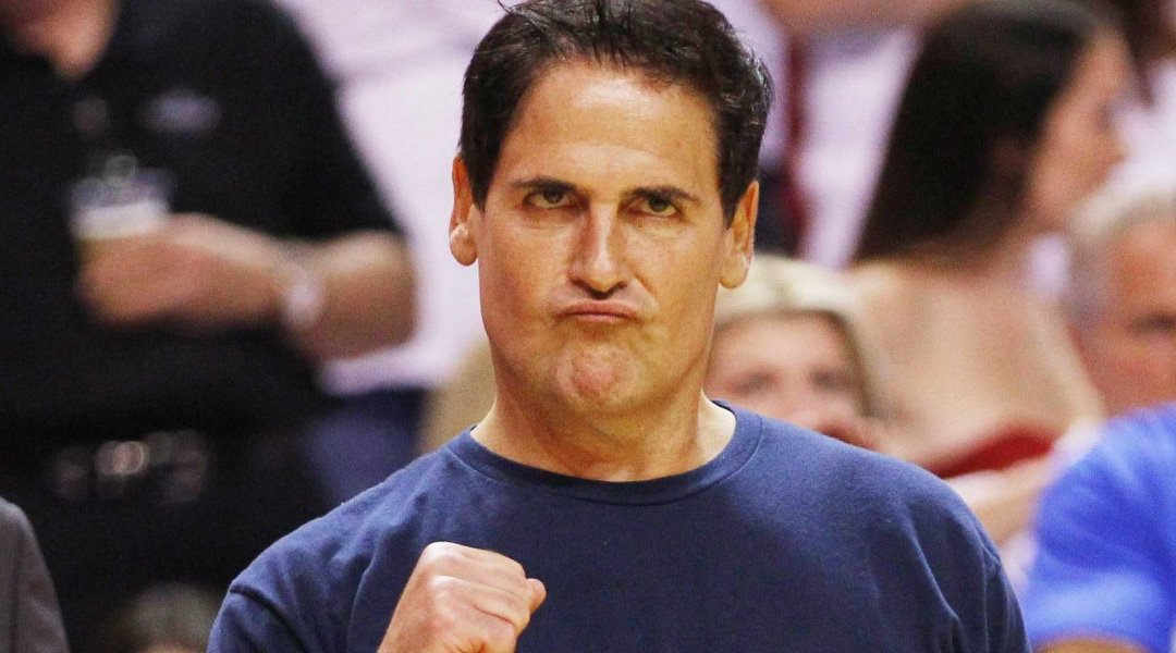 Only Mark Cuban Can Make Hillary's Campaign Sexy