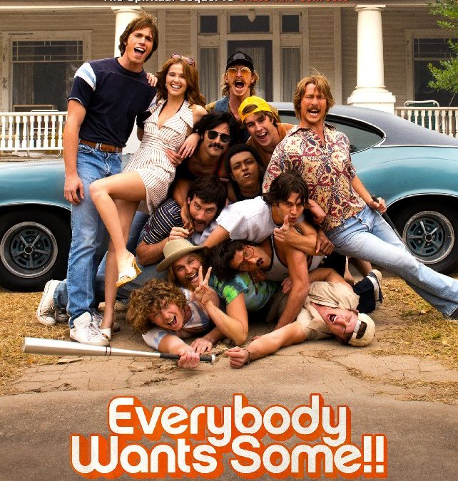 Train Movies: Everybody Wants Some!!