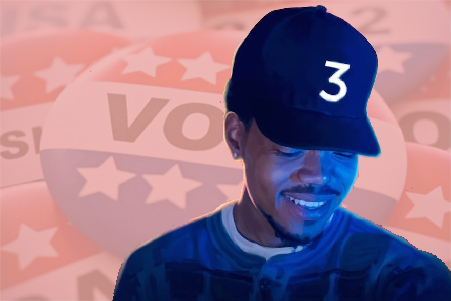 Issues With Voter Registration Won't Be Fixed Overnight, But Chance The Rapper Is Moving Us In The Right Direction