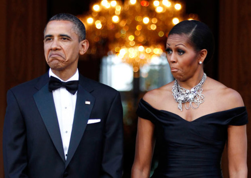 Late Night In The Morning – Obama Admits The One Thing That Would Make Michelle Divorce Him