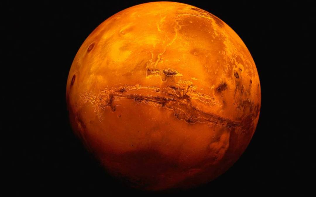 Mankind Has Finally Booked Their Ticket To Mars