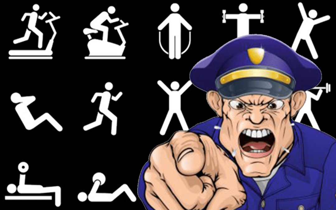 How To Effectively Discipline In 2016 – Make Them Exercise