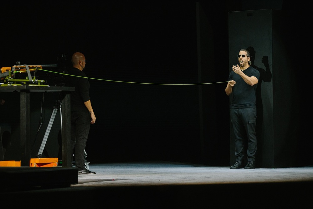Watch David Blaine Almost Kill Himself In Front Of 20,000 People