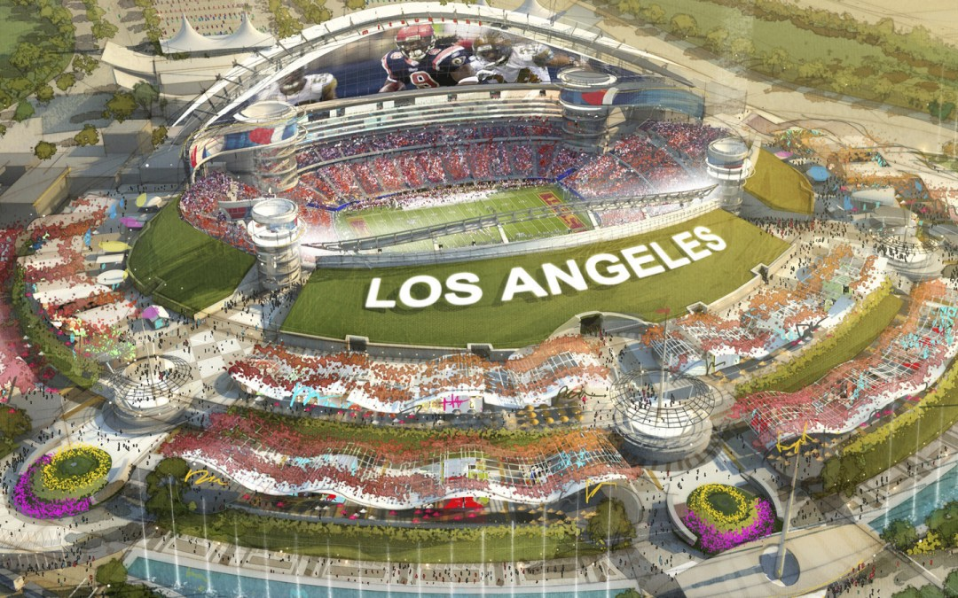 Los Angeles To Add Another NFL Team Because The Rams Just Aren't Cutting The Mustard