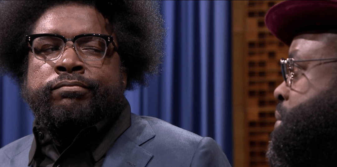 Late Night in the Morning – The Roots Reenact The Most Dramatic Conversation From The Bachelor