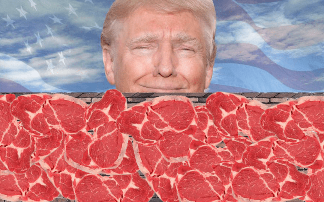 Unpacking The 'Wall of Meat' Which Will Stand Firm Yet Tender At The 58th Inauguration