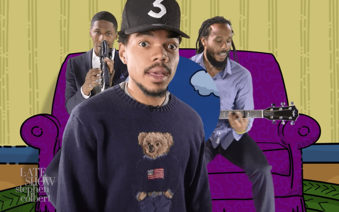 Put A Smile On Your Face With This Chance The Rapper Cover Of The 'Arthur' Theme Song