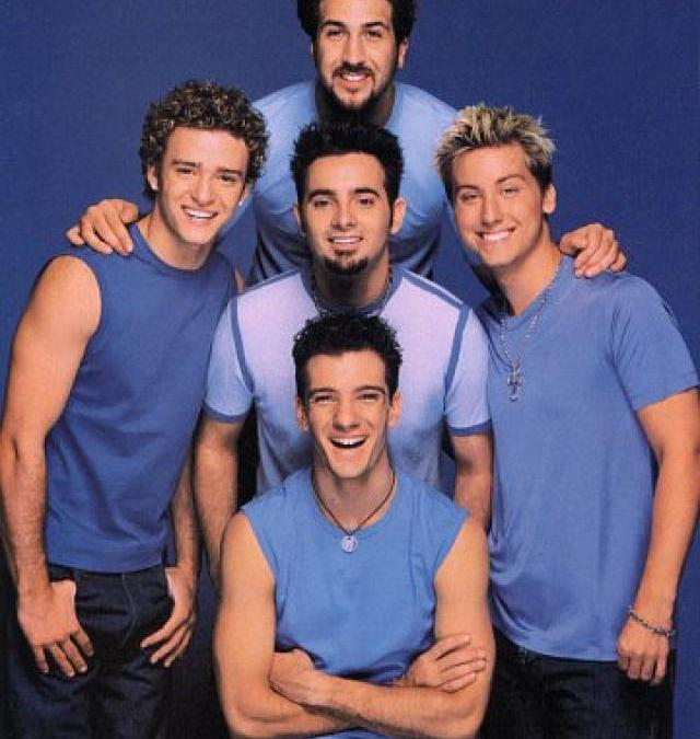 *NSYNC to Reunite Sometime This Year, Sort of