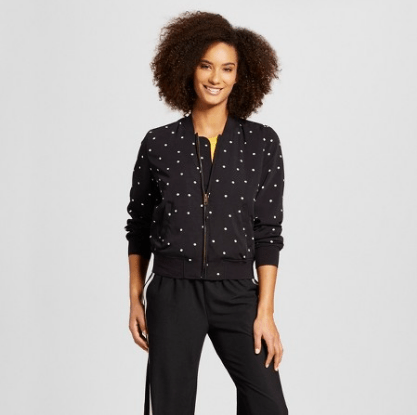 Women's Bomber, Who What Wear @ Target   $40