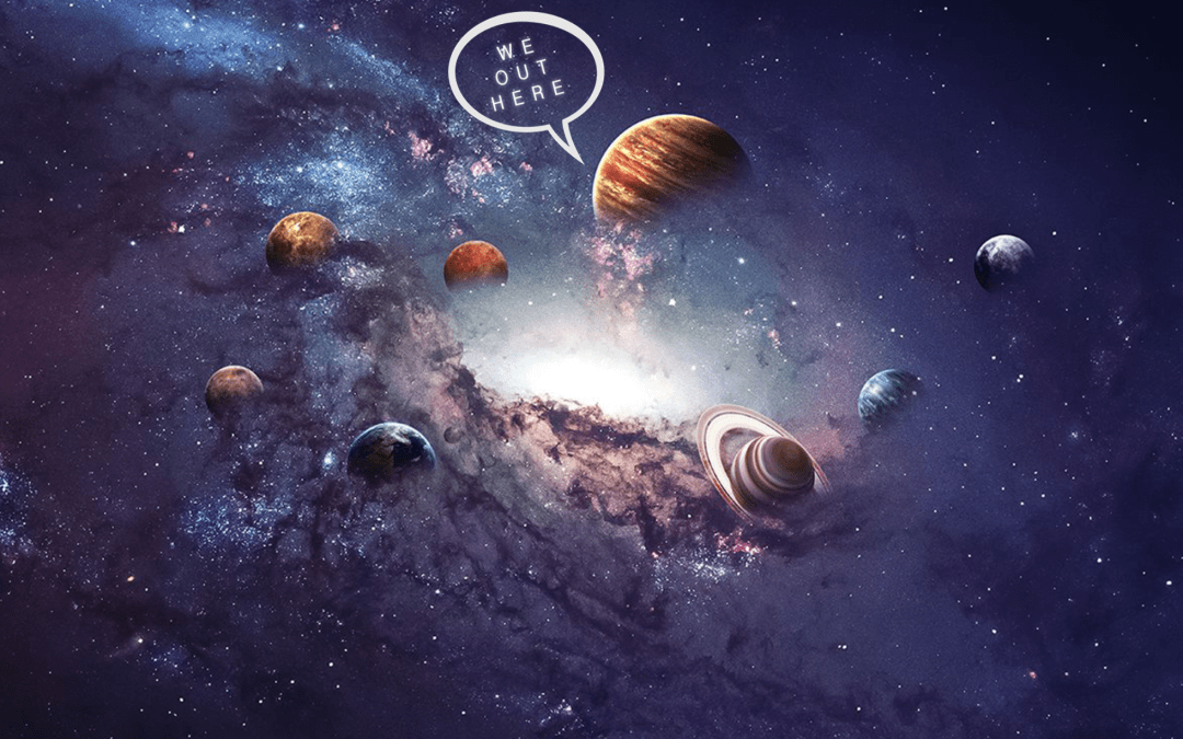 NASA Discovers 7 More Earth-Like Planets Because Humans Want To GTFO