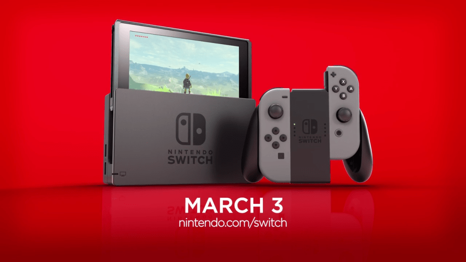 Nintendo Just Out-Nintendo'd Itself With The New Nintendo Switch